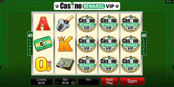 Casino Rewards Review